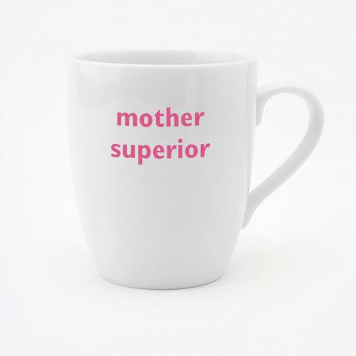 MOTHER SUPERIOR MUG