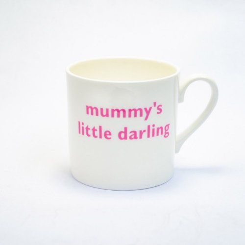 MUMMY'S LITTLE DARLING CHILDS MUG