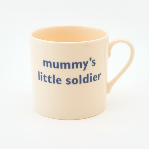 MUMMY'S LITTLE SOLDIER MUG