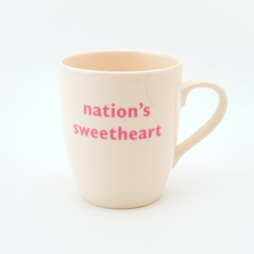 NATION'S SWEETHEART MUG