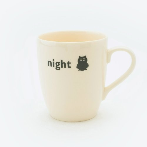 NIGHT OWL MUG