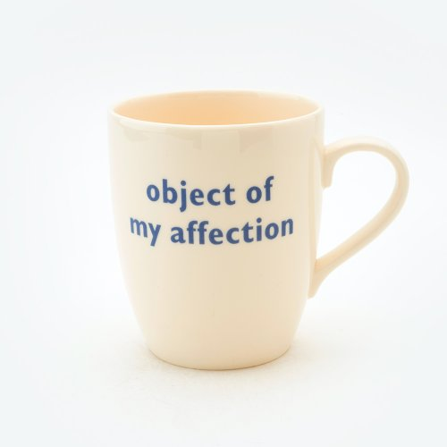 OBJECT OF MY AFFECTION MUG