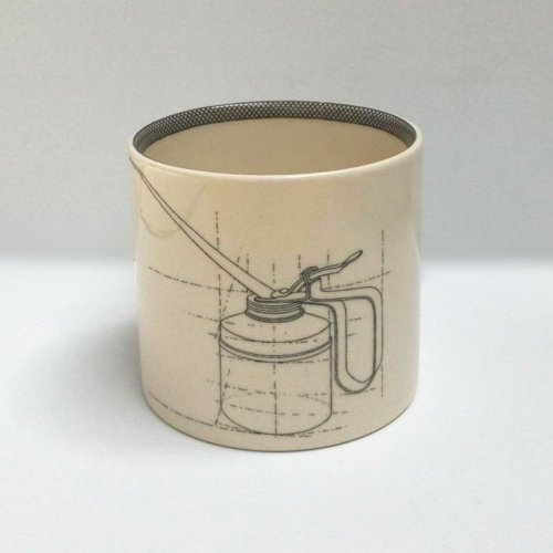 OIL CAN SMALL PEN POT