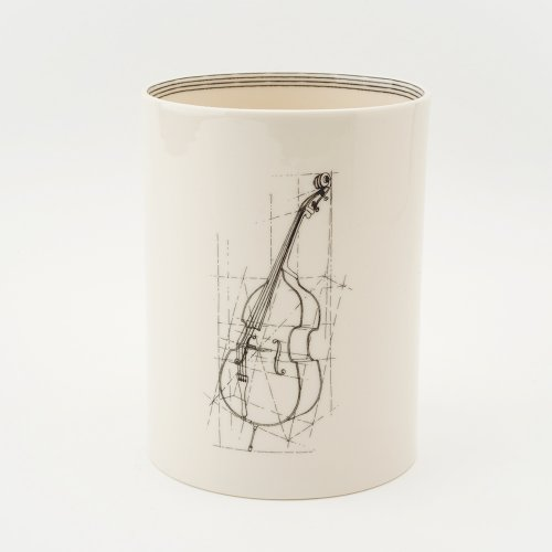 DOUBLE BASS PEN POT LARGE