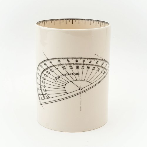 PROTRACTOR PEN POT LARGE