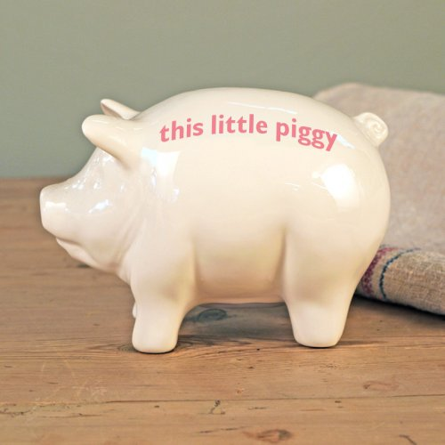 SALE! THIS LITTLE PIGGY BANK