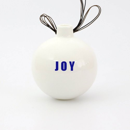 POSITIVELY 2021 JOY CHRISTMAS BAUBLE