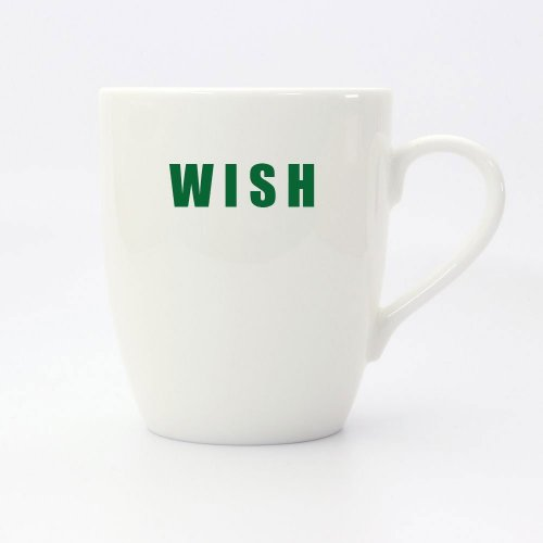 POSITIVELY 2021 WISH MUG