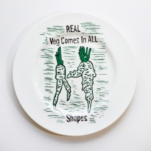 REAL VEG COMES IN ALL SHAPES.
