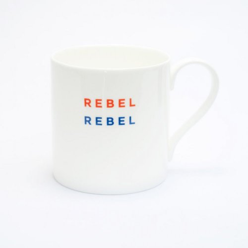 REBEL REBEL STRAIGHT MUG