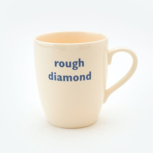 ROUGH DIAMOND MUG
