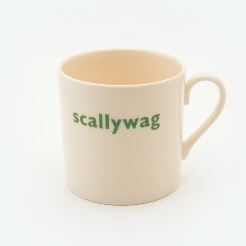 SCALLYWAG CHILD'S MUG