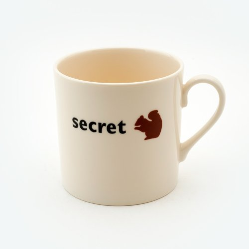 SECRET SQUIRREL CHILD'S MUG