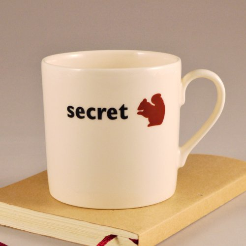 SALE! SECRET SQUIRREL CHILD'S MUG
