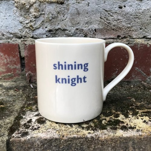 WAREHOUSE SALE! SHINING KNIGHT STRAIGHT MUG SAMPLE
