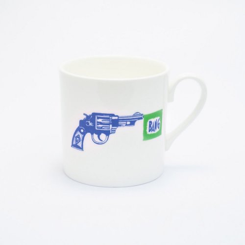 SHOOT ME COWBOY CHILD'S MUG