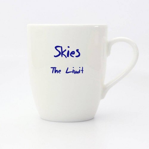 SKIES THE LIMIT CLASSIC MUG