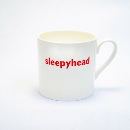 SLEEPYHEAD CHILDS MUG