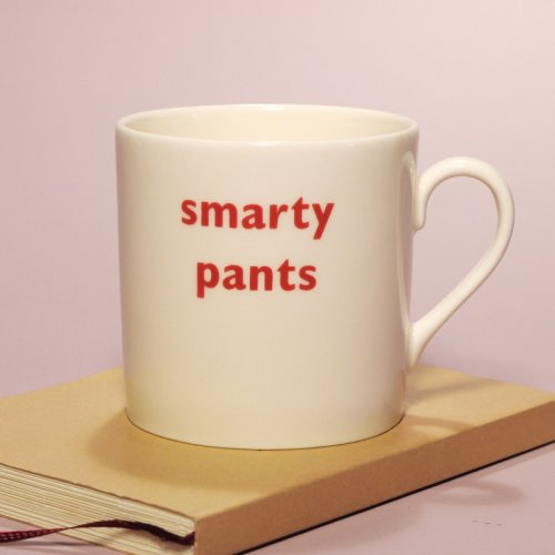 SALE! SMARTY PANTS CHILD'S MUG