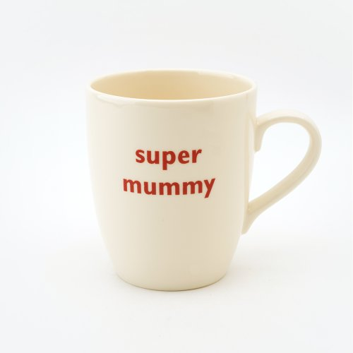 SUPER MUMMY MUG