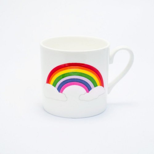 SURPRISE ME RAINBOW CHILD'S MUG