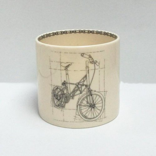 SUSPENSION BIKE SMALL PEN POT