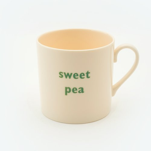 SWEET PEA CHILD'S MUG
