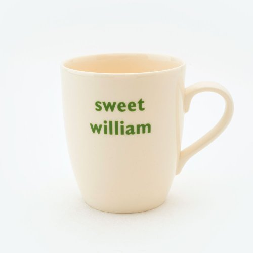 SWEET WILLIAM MUG