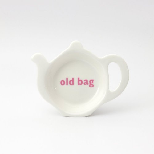 OLD BAG TEABAG TIDY