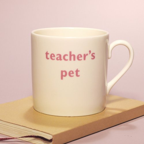 SALE! TEACHER'S PET CHILD'S MUG