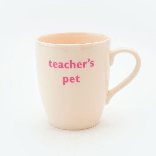 TEACHER'S PET MUG