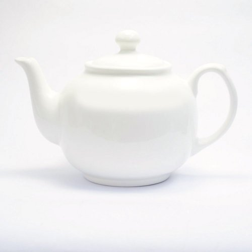 BESPOKE ENGLISH ECCENTRIC LARGE TEAPOT