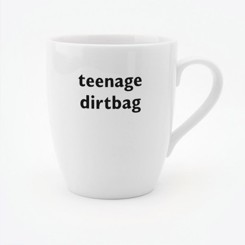 TEENAGE DIRTBAG MUG