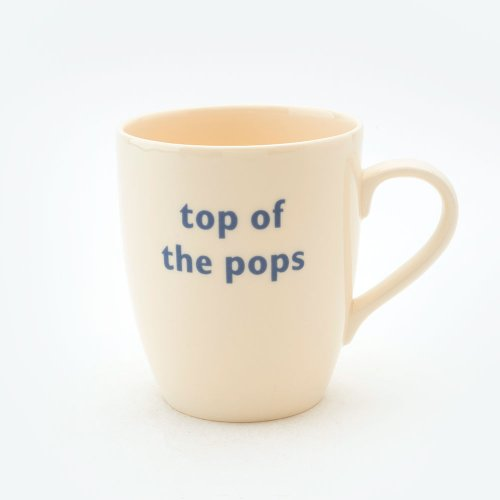 TOP OF THE POPS MUG