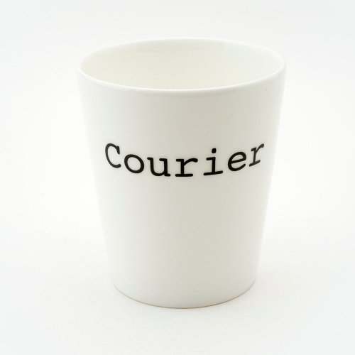 COURIER PENCIL HOLDER