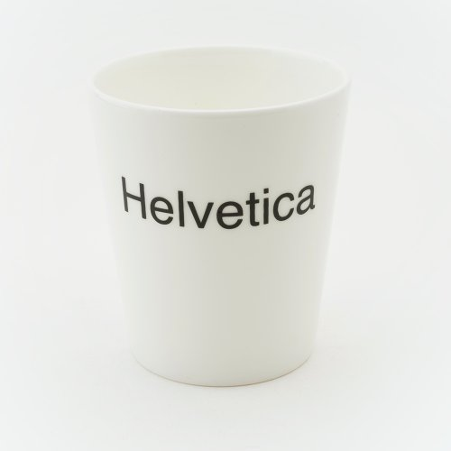HELVETICA PENCIL HOLDER