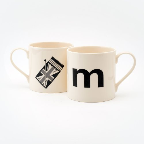 M IS FOR MATCHES MUG