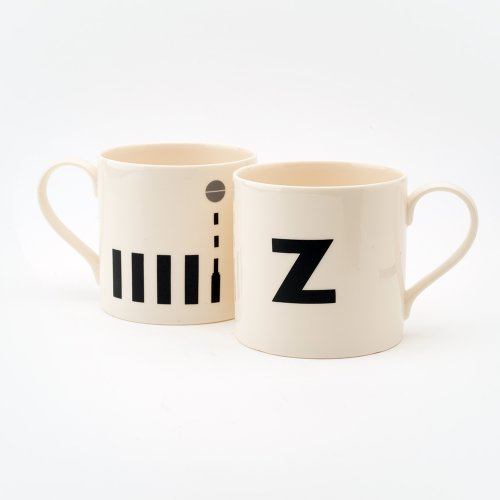 Z IS FOR ZEBRA MUG