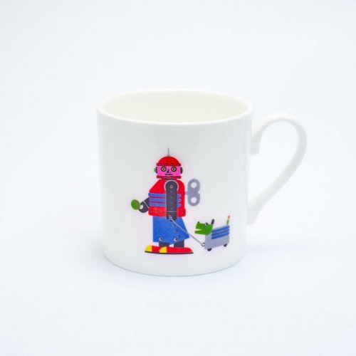 WALKING SMALL MUG