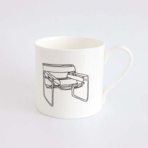 WASSILY CHAIR HALF PINT MUG