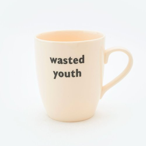 WASTED YOUTH MUG