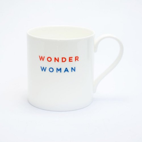 WONDER WOMAN STRAIGHT MUG