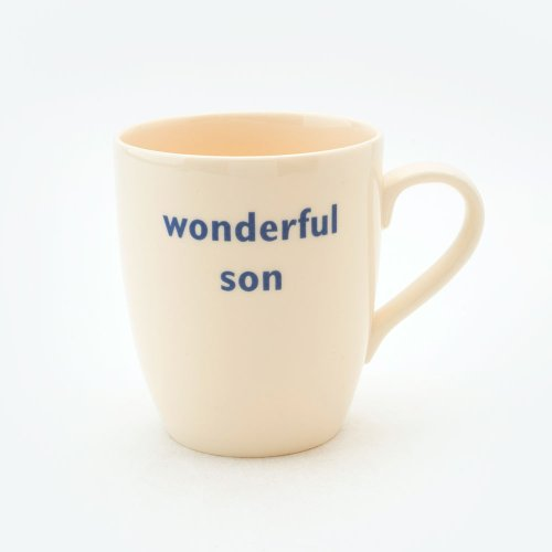WONDERFUL SON MUG