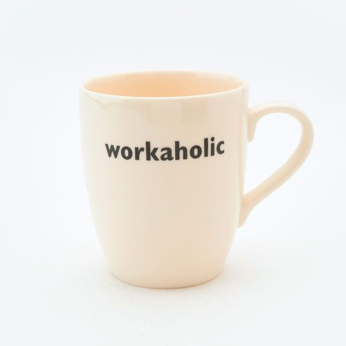 WORKAHOLIC MUG