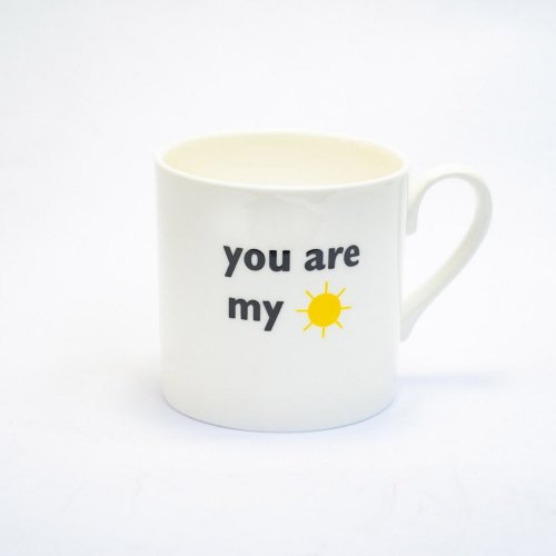 YOU ARE MY SUNSHINE CHILDS MUG