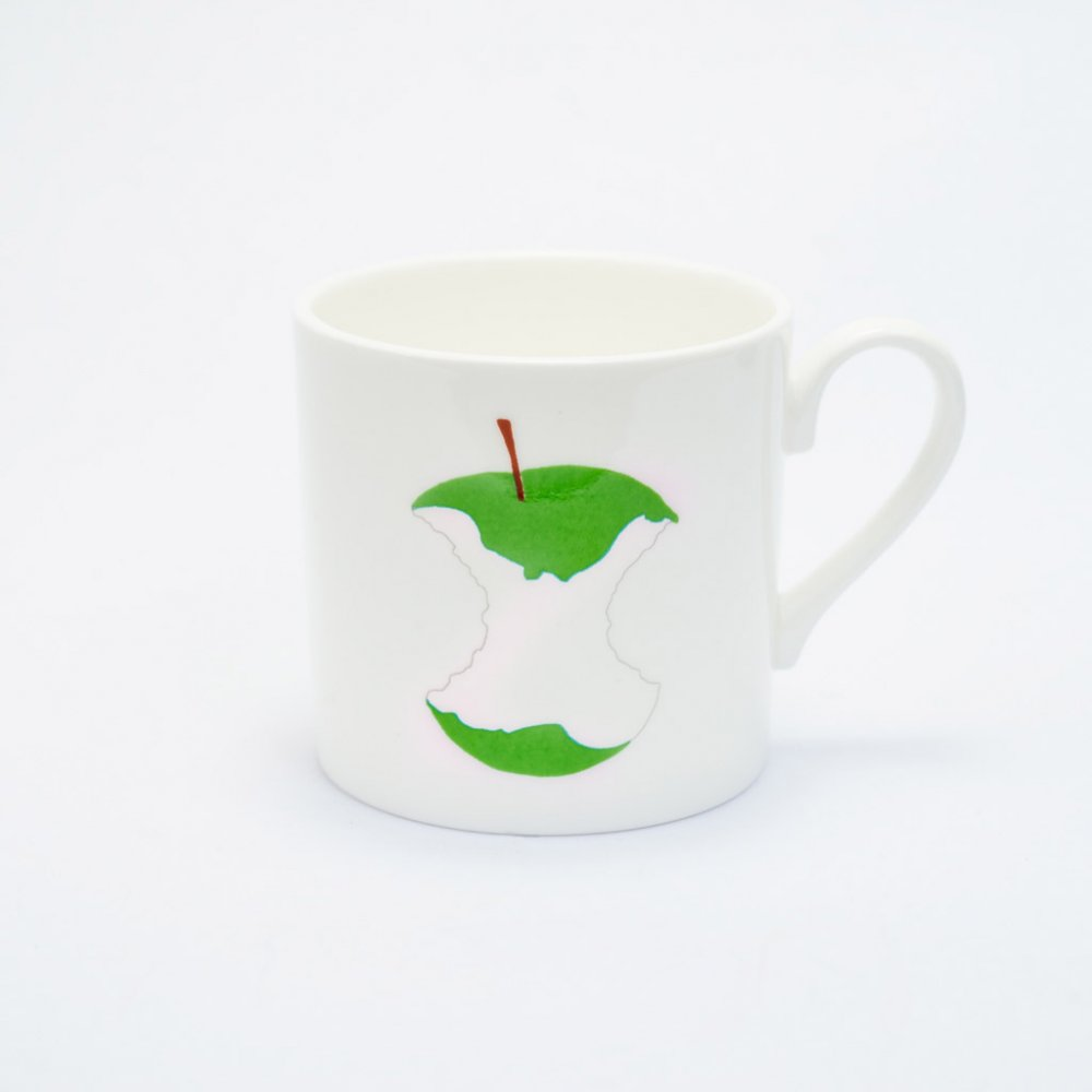 BITE ME APPLE CHILD'S MUG