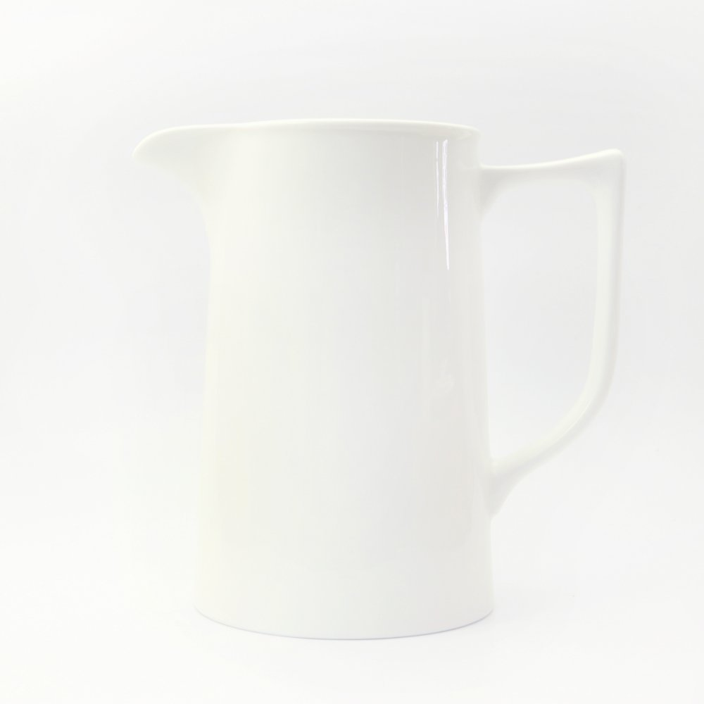 BESPOKE LARGE BONE CHINA JUG
