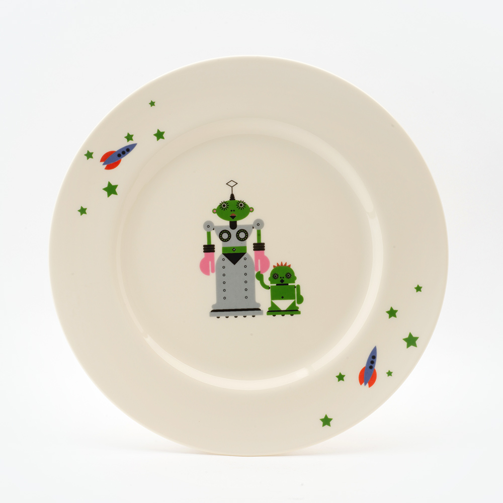 FAMILY DINNER PLATE & Family dinner plate - Big Tomato Company