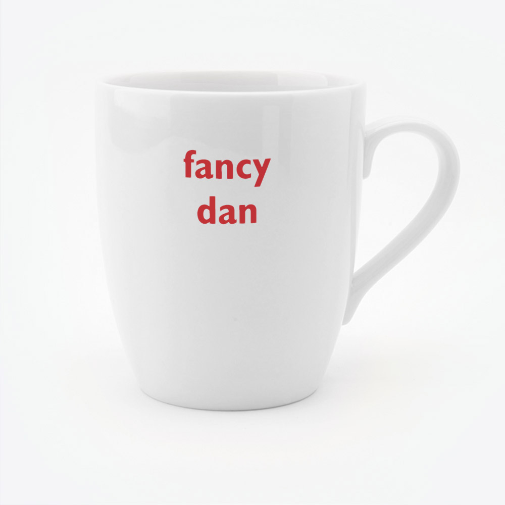 Fancy Dan Mug