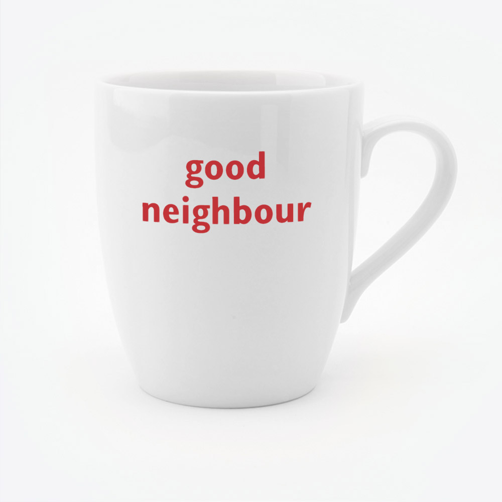 Good Neighbour Mug